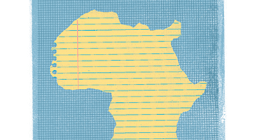 Illustration: Literacy in Africa