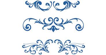 Set of Stencils